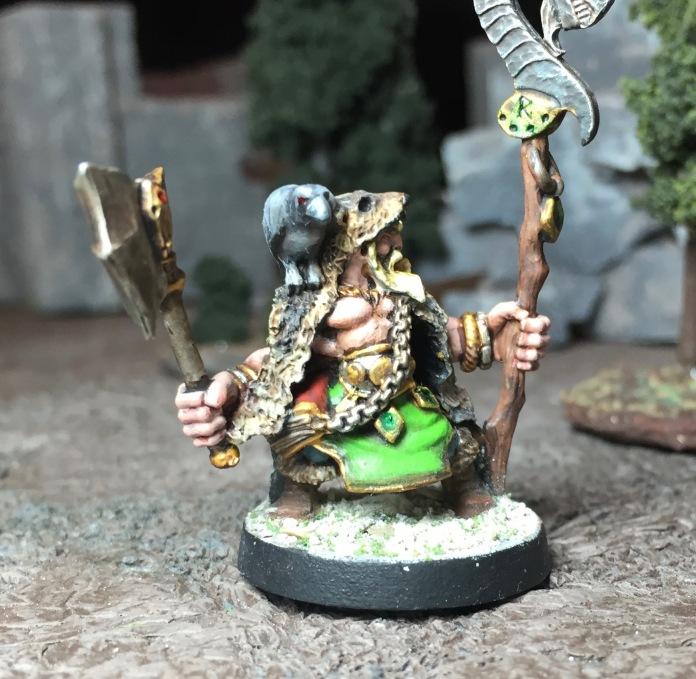 Ragnar the Runecaster, Dwarf Wizard-f