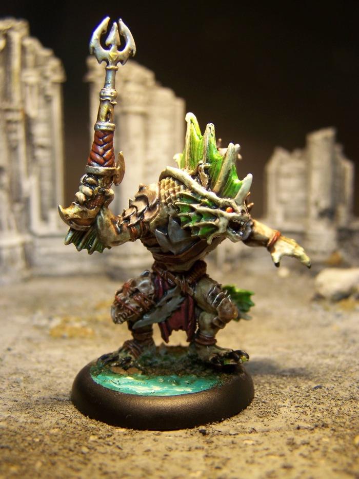 Rask – Minion Bog Trog Warlock
